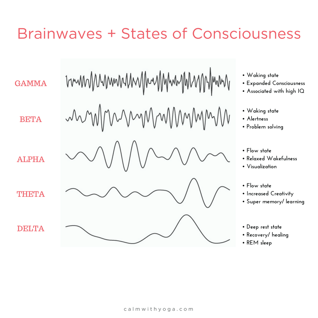 Brainwaves & States of Consciousness