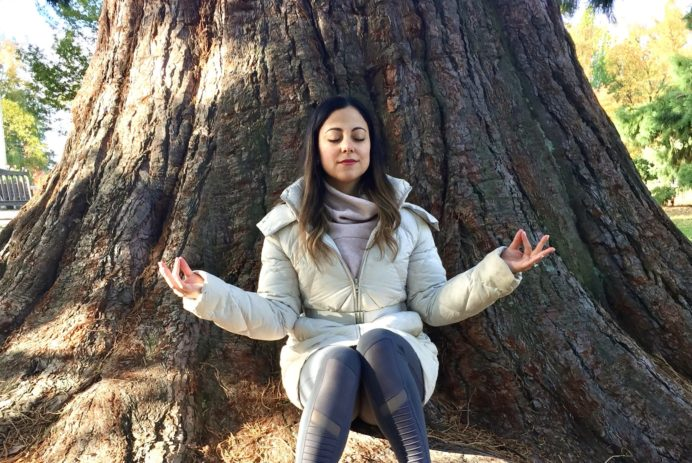 Can't Meditate? Try This Quick 5-Minute Breathwork Session Instead.