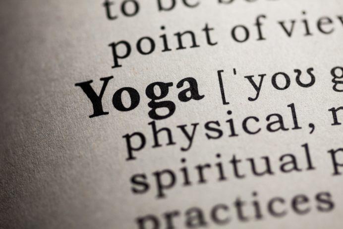 Yoga Diction