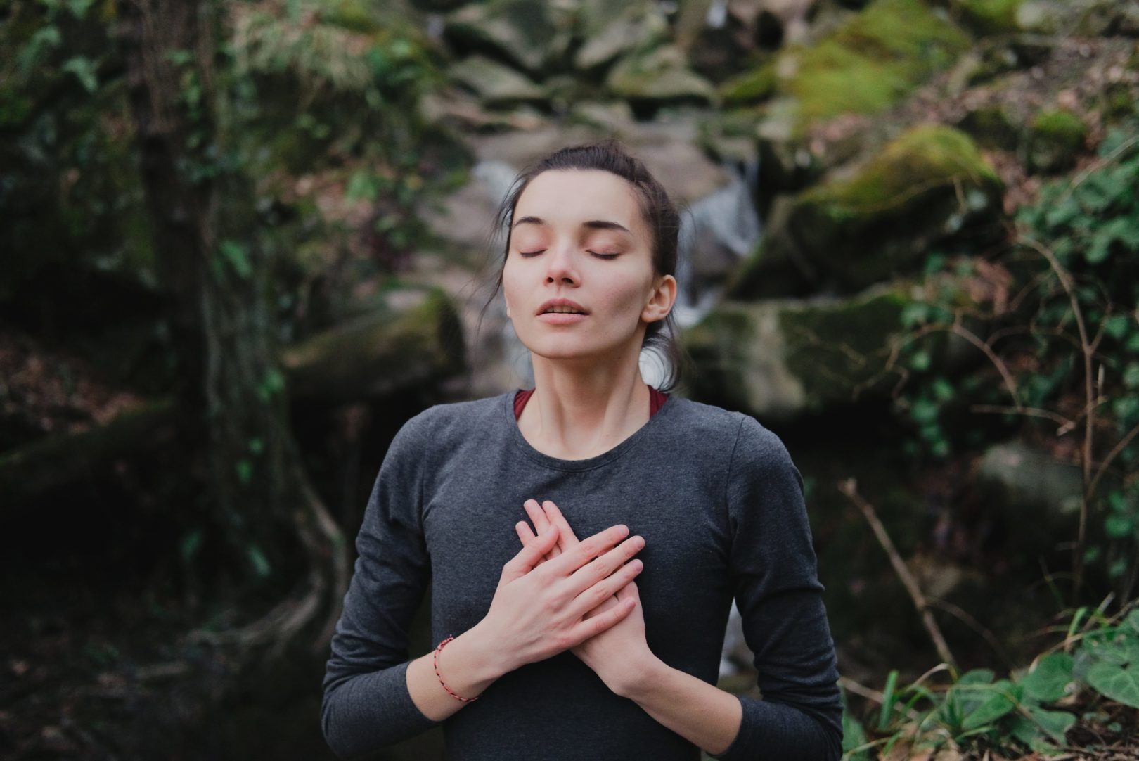 How to calm you body and mind with box breathing