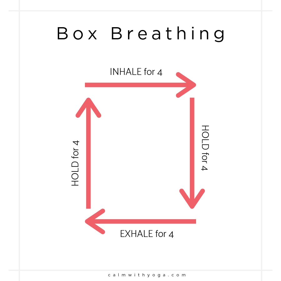 Stressed the eff out? Use box breathing as the ultimate chill pill